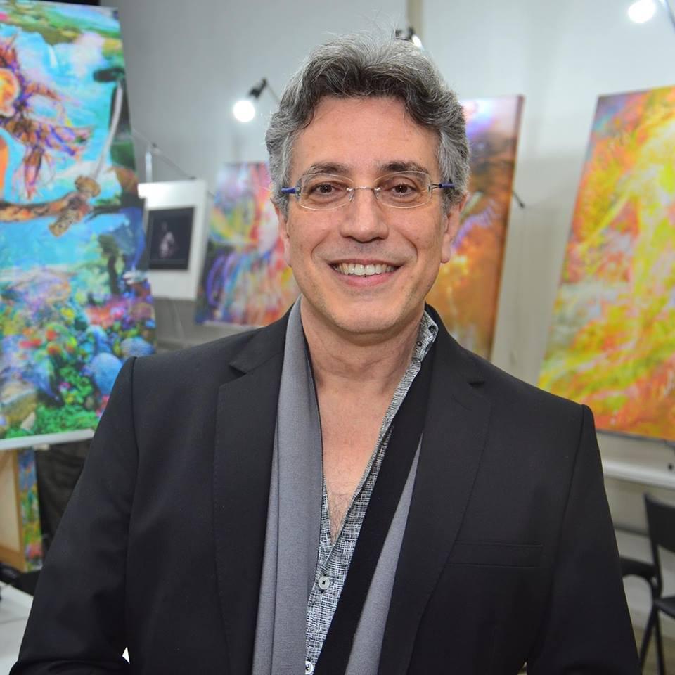 Henrique Vieira Filho - Terapeuta Holístico - CRT 21001